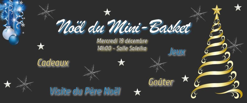 Noël du Mini-Basket