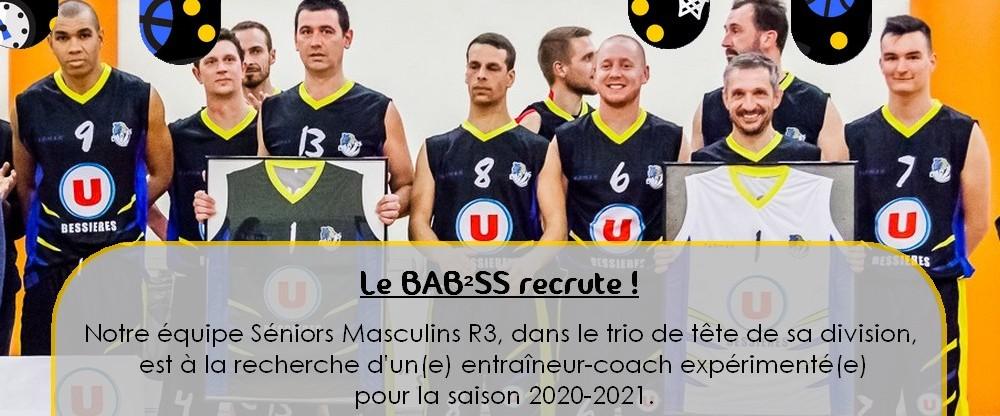 Les SM1 cherchent un coach !